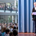 Foto links: Volker Schmidt; Foto rechts: gymnasium-selm.de (ws)