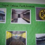 Der Besuch des Signal-Iduna-Parks (Westfalenstadion) in Dortmund war einer der Höhepunkte der Stadionarchitekturgruppe.
