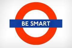 "Foto: Logo der Aktion ""Be smart – don't start"""